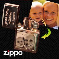Briquet Véritable Zippo