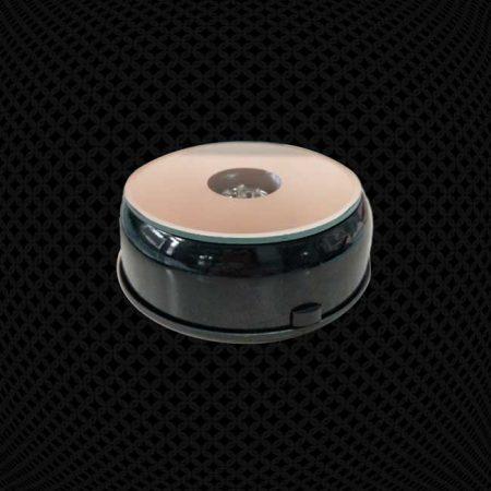 Socle-lumineux-rond-rotatif-LED-11cm-pour-bloc-de-verre