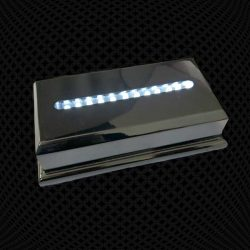 Socle Lumineux Rectangulaire Luxe